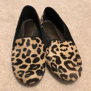 Kelly & Katie cheetah flats